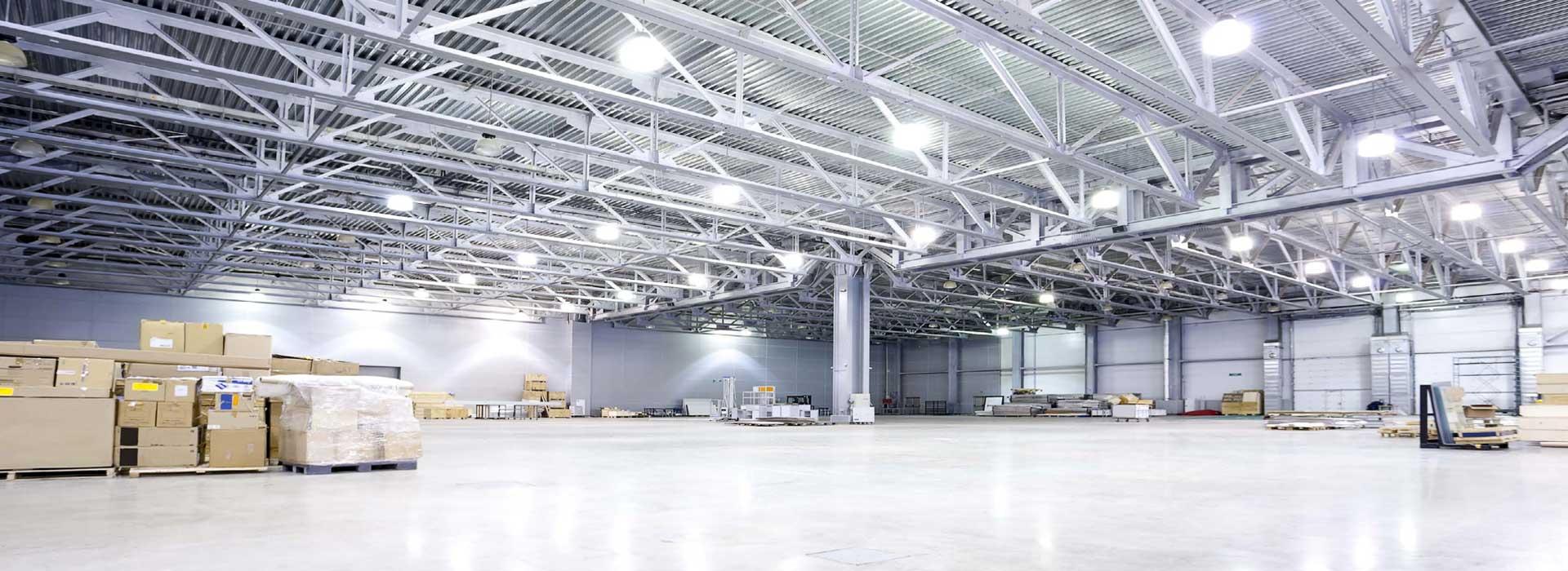 Iluminat LED industrial
