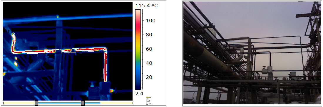 Imagine termografica