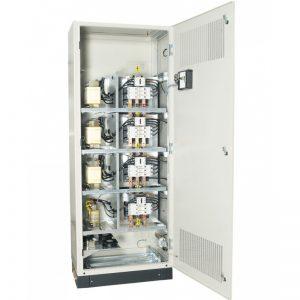 baterie-de-condensatoare compensarea energiei reactive